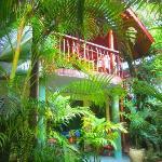 Garden rooms - blue mango