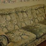 """Il divano """"fumoso"""" da pensionare"""