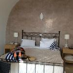 Master bedroom, Villa Aphrodite