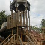 castle play area