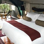Interior Luxury Tent