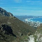 Hiking in Hermanus
