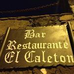 Bild från El Caleton