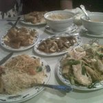Are Banquet of food for a very reasonable price