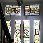 Entrance Hall stained glass