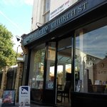 Number One Church Street, Shisha Cafe