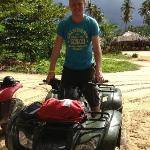 Quad biking - a must for sight seeing