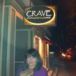 Dinner at Crave!!!Yum!!!