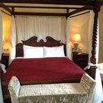 Muckross park bedroom
