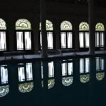 plunge bath/ indoor pool