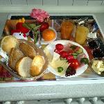 Das tägliche Frühstück