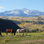 A gorgeous ranch on the Telluride end