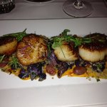 Huge, perfect scallops