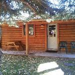 Cowboy Village cabin