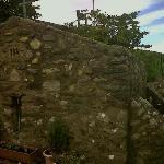 St. Trillo's exterior view