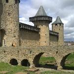 la Cité Médiévale de Carcassonne