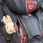 a rucksack