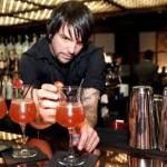 bar with world class bartender