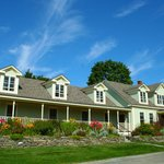 Summer at the Stepping Stone Spa and Bed & Breakfast