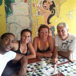Mártires,Rita, Mª Assumpció y Miquel