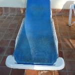 dirty sun beds