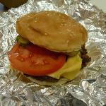 Five Guys Little Cheeseburger