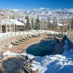 Timberline's Pool area