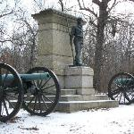 Shiloh National Battlefield is 15 miles from the Inn