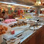 buffet déssert