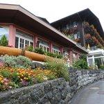 Photo de Hotel Silberhorn