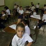 Die Schule in Tambor, von Leon und Brigitte mitfinanziert