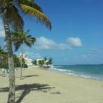 Short walk to Ocean Park beach