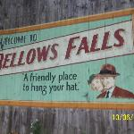 Welcome to Bellows Falls