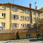 Hôtel Montfleuri à Sainte-Maxime