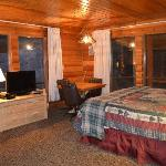 King Room w/wooded view