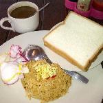 The breakfast food