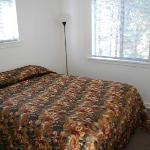 Cabin #2 bedroom