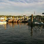View from Wolfeboro Inn dock