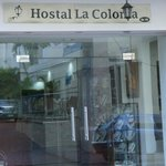 Photo de Hostal La Colonia