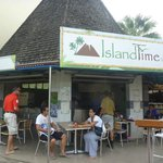 Previously Island Time Cafe Takeaway
