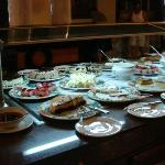des beaux buffets de dessert