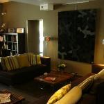 Salon design pour se reposer