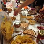 Magnifico buffet