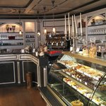 Inside the cake shop
