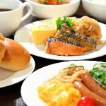 【朝食】和洋プチバイキング(イメージ)