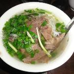 Pho Bat Dan - very famous food in Ha Noi