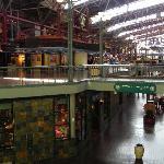 Interno della Union Station (il centro commerciale)