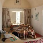 Dar Salma.Une de deux chambres