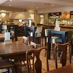 Savour our gourmet burgers in great surroundings