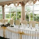 Wedding Reception - Top Table